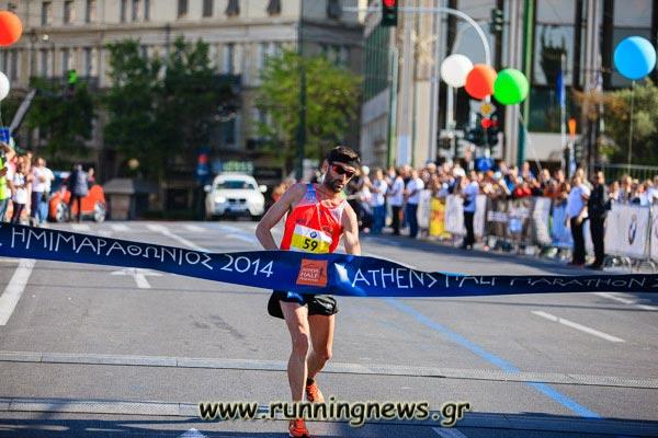 Μια μεγάλη συμμετοχή ανακοινώνει ο 4ος Ημιμαραθώνιος Βόλου: ο πρωταθλητής Ελλάδας Μαραθωνίου Μιχάλης Παρμάκης θα τρέξει στον αγώνα